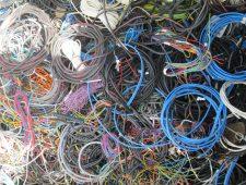 Прием кабеля